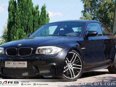 gebraucht BMW 1M Coupé Sportsitze/Harman/Alcantara/Bi-Xenon als Sportwagen/Coupé in Seevetal