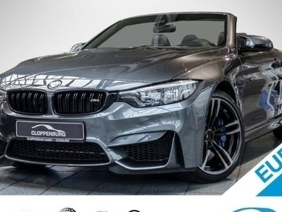used BMW M4 Cabriolet M Competition Head-Up HK HiFi DAB LED