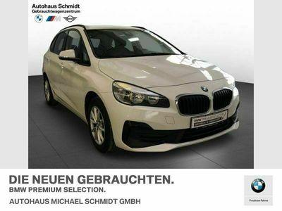 gebraucht BMW 216 Active Tourer d AHK+LORDOSE+NAVIGATION+TEMPOMAT+
