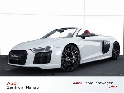 second-hand Audi R8 Spyder V10 plus 5.2 FSI UPE234T*LASER*SPORTABGAS*B&O*MAGNETIC*