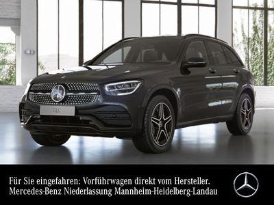 gebraucht Mercedes GLC220 d 4M AMG WideScreen LED AHK Night Kamera