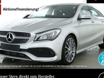gebraucht Mercedes CLA220 Shooting Brake 4MATIC