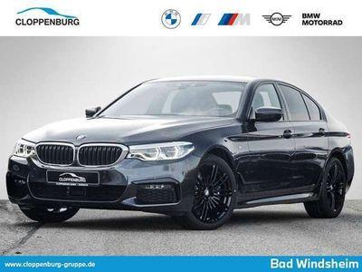 gebraucht BMW 530 d xDrive M Sport HEAD-UP PARK+DRIVING-ASSIST -
