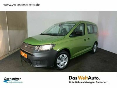 gebraucht VW Caddy Kombi 2,0 TDI Klima Sitzhzg. PDC