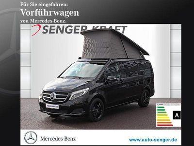 gebraucht Mercedes V250 V-Klassed Marco Polo Sport LED 360° Comand Spurpak