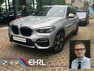 gebraucht BMW X3 xDrive30d Advantage Aut.NaviProf Pano DA HUD