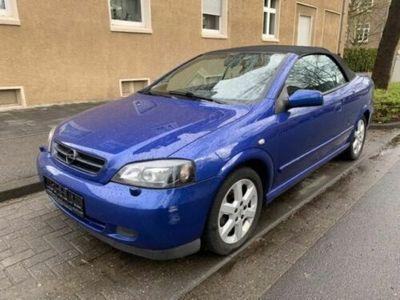 gebraucht Opel Astra Cabriolet 2.2 16v Bertone Xenon