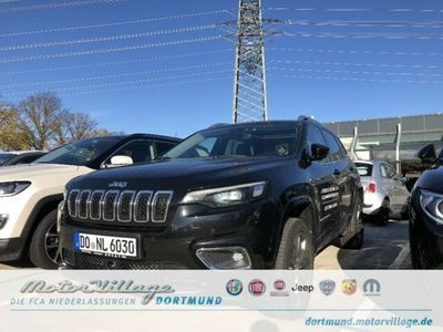 gebraucht Jeep Cherokee 2.2 MultiJet 195 4WD Automatik Overland