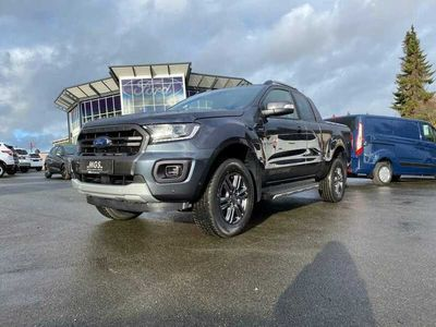 gebraucht Ford Ranger Wildtrak EXTRAKABINE #LED #BESCHICHTUNG Neuwagen, bei MGS Motor Gruppe Sticht GmbH & Co. KG