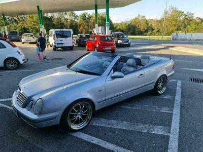 gebraucht Mercedes CLK200 CABRIO