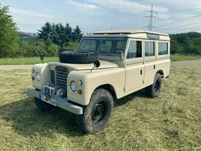 gebraucht Land Rover 3 109
