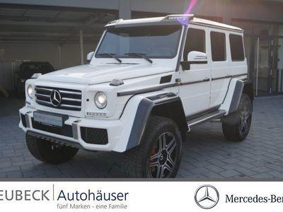 gebraucht Mercedes G500 4x4² G 500 Station-Wagen lang Sondermodell