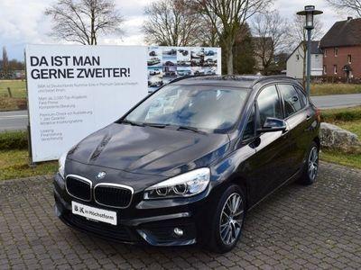gebraucht BMW 218 Active Tourer d Navi,LED,Komfortzg,Sitzheiz