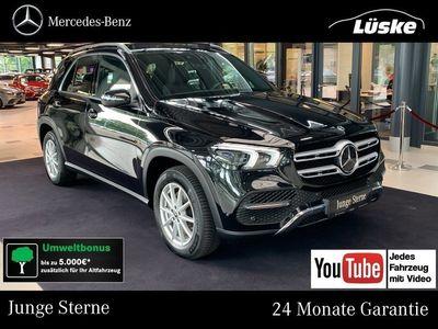 gebraucht Mercedes GLE350 d 4M Panorama AMG AHK Kamera Assistenz