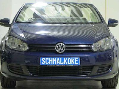 begagnad VW Golf Cabriolet VI TDI1.6 DPF LM17 PDC Climatronic