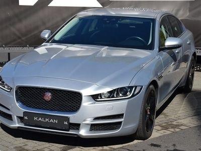 gebraucht Jaguar XE 20d Prestige Automatik Navi,InControl,Xenon