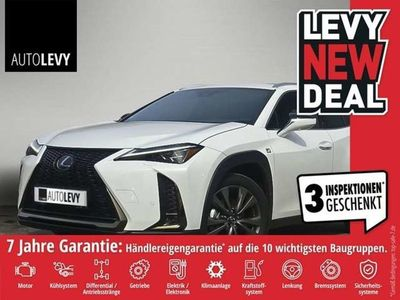 gebraucht Lexus UX 250h F-Sport e-4 Glas-Schiebdach-*360Kamera*