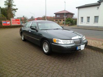 gebraucht Lincoln Town Car LPG (Grand Marquis / Crown Victoria in Luxus)