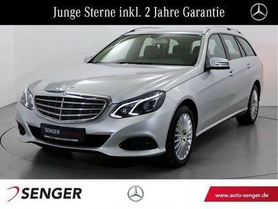 gebraucht Mercedes E250 CDI 4M Navi AHK LED-ILS Spiegel-Paket