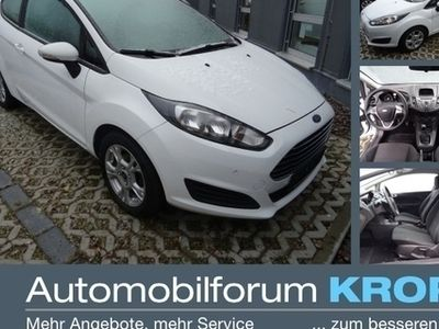 käytetty Ford Fiesta SYNC Edition 1.6 TDCi Klima*Winter Paket