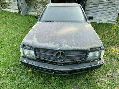 gebraucht Mercedes 500 W126 C126SEC