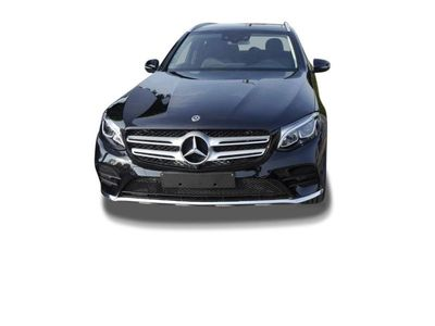 gebraucht Mercedes GLC250 GLC SUV4MATIC * 9G-TRONIC AMG LINE HEAD-UP-DISPLAY PANORAMA-SD PARK-PAKET