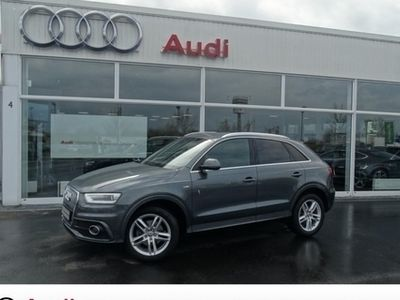 gebraucht Audi Q3 2.0 TDI quattro S Line quattro