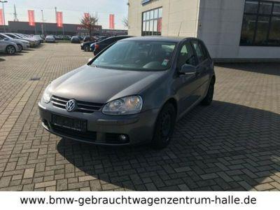 gebraucht VW Golf V Anhängerkupplung*Automatik*Sitzheizung