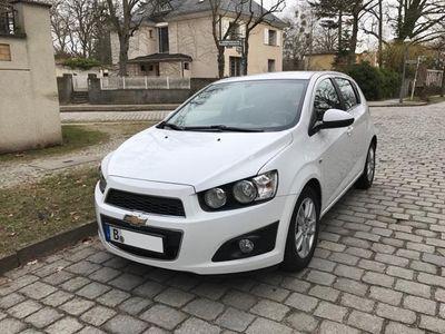 gebraucht Chevrolet Aveo 1.6 Automatik LTZ