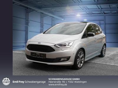 gebraucht Ford C-MAX 1.5 EcoBoost Start-Stop-System Aut. Sport