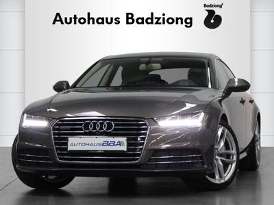 gebraucht Audi A7 Sportback 3.0 TFSI quattro Leder LED Navi Rückfahr