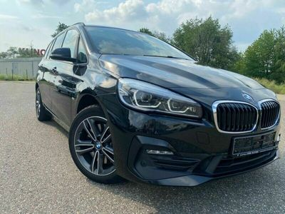 gebraucht BMW 220 Gran Tourer i Sport Line NAVI AHK 1HAND