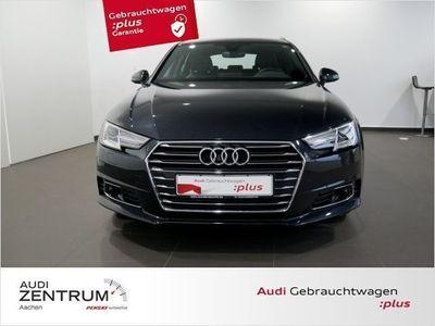 gebraucht Audi A4 Avant 2.0 TFSI design MMI Navi plus, Sportsitze