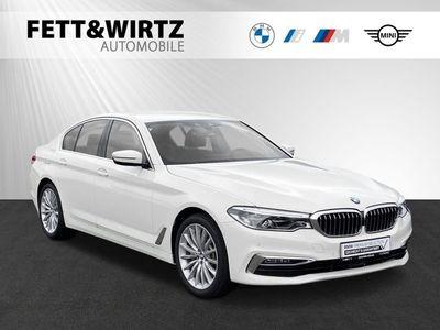 gebraucht BMW 530 e iPerformance Limousine Luxury Line