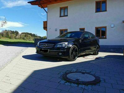 gebraucht Mercedes CLC200 Kompressor AMG-Sportpaket, 8-Fach Alu