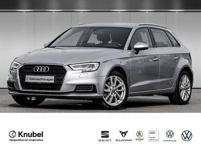 gebraucht Audi A3 Sportback design 1.0 TFSI Navi LED sound SHZ GRA