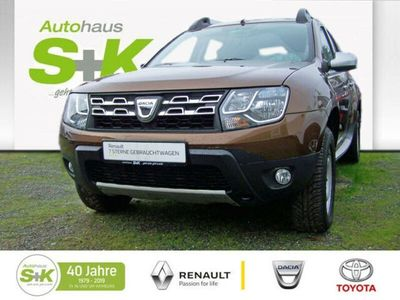 gebraucht Dacia Duster DusterPrestige ++Navi+Stzhzg+APS++