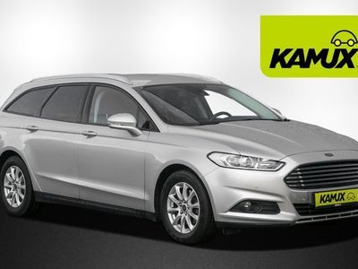 gebraucht Ford Mondeo 2.0 TDCi Powershift Business Edition +Navi