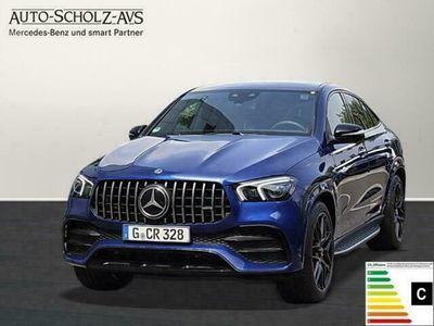gebraucht Mercedes GLE53 AMG 4MATIC+ Coupé Burmester+Fahrassist.