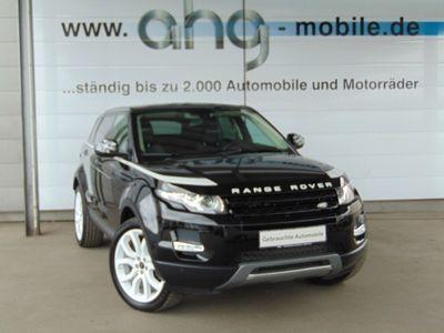 gebraucht Land Rover Range Rover evoque TD4 5-T Navi Xenon Britain 1