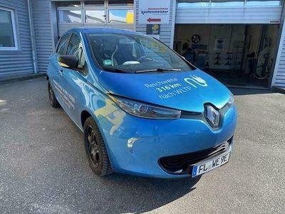 gebraucht Renault Zoe LIFE Batteriemiete Z.E. 40+STANDHEIZUNG+NAVI