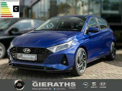 gebraucht Hyundai i20 1.0 T-Gdi 100PS M/T Intro Edition