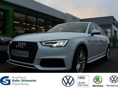 gebraucht Audi A4 Avant 1.4 TFSI sport S line LED Navi