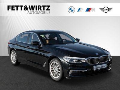 gebraucht BMW 520 i