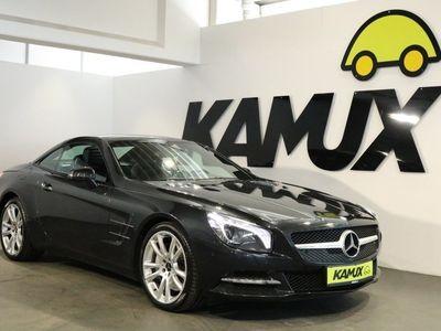 gebraucht Mercedes SL500 Cabrio 7G-Tronic AMG +COMAND +LEDER +Bi-Xenon