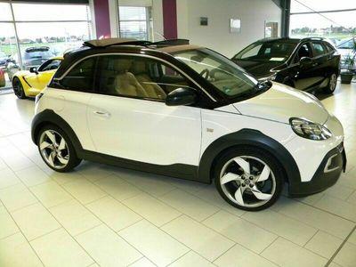 gebraucht Opel Adam Rocks mit Faltdach