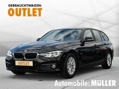 gebraucht BMW 320 d Touring Aut. Efficient Dynamics