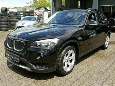 gebraucht BMW X1 BaureihesDrive 16d/1 Hand/Klima/Sitzheizung