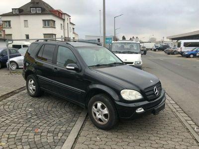 gebraucht Mercedes ML270 ML 270CDI Final Edition,Leder