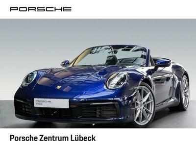 gebraucht Porsche 911 Carrera S Cabriolet 992 ACC LED DAB 20/21-Zoll Fahrzeuge kaufen und verkaufen